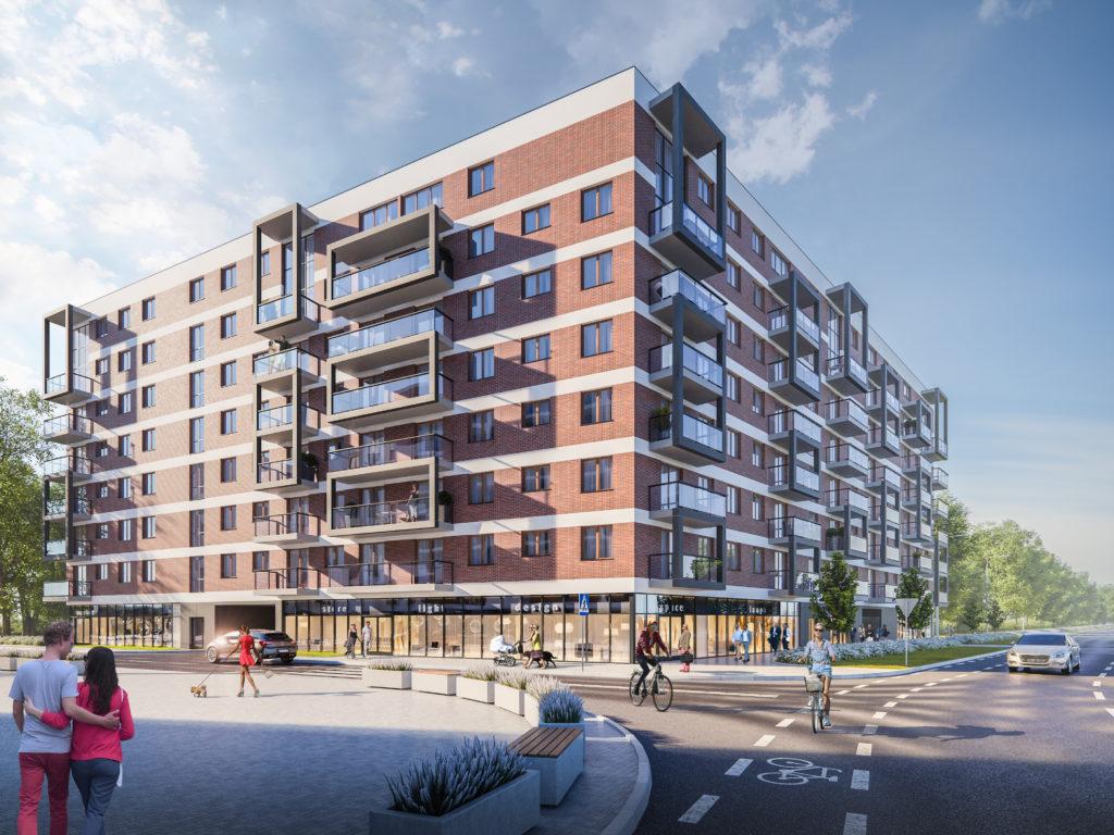 Partner buduje w Warszawie